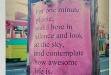 AWESOME LIFE SIGN MAKE IT..