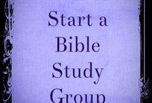 Bible Study / by Pamela Novakovich