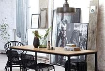 Dining table ~ yh