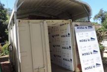 отделка контейнера