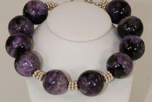 Charoite Gemstone / Information about #Charoite. #Charoite #jewelry #creations