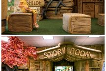 Children's Library / Every library tells a story