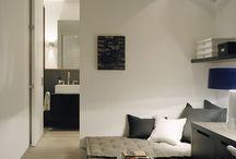 Indretning  / Indretning of dekoration af værelser og andet