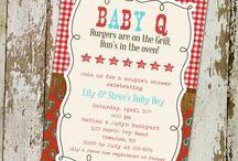 Baby Shower / Baby shower ideas / by Brigette Lowe