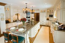 My Mom's Junk/ Kitchen Ideas / We are looking at remodeling our kitchen.  This is my inspiration board! / by My Mom's Junk