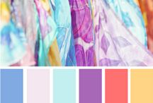 Quilt color inspiration / by Ruth Beeby