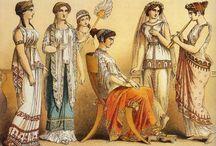 ancient greece clothes