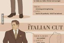 suit cuts