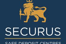 Securus Safe Deposit Box Centres / Safe deposit box & lockers