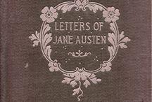 lit: female writers |aes / jane austen / bronte sisters