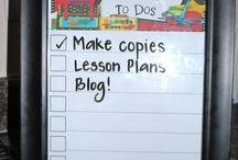 Teacher organization ideas / by Norma Austin
