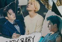 WINNER / Mino | Jinwoo | Seungyoon | Seunghoon | Taehyun(former member)