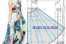 Maxi-jurken