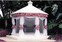 Princess gazebo / Ideas for fairy tale gazebo or marque