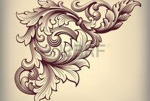 Arte decorativa/Padrões