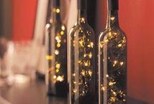 Christmas on the vineyard