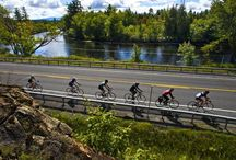 NY Adirondacks Road Bike Tour / Imagine spending 6 days adventuring through one of the most beautiful state parks in this country: The Adirondacks.  You will enjoy wide shouldered roads across rivers, past mountains, circling lakes and taking in the expansive views.