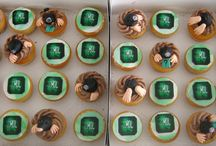 cupcakes/taart