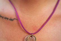 Noya Sanat Atölyesi / Hand made ceramick jewelery ceramick necklace, accessories, hamdmade gifts, kolye, seramik takı, seramik küpe