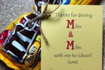 Bus Drivers gift / by Linda Damesworth Walker