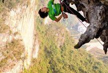 Free to climb