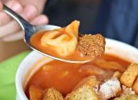 soups / by Sarah Jones Haycock