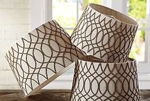 lampshades / by Shirley Smith