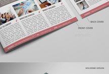 )Work) Design & marketing ideas