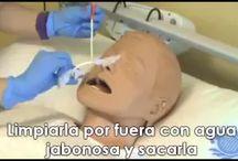 Vídeos Sondatge nasogàstric