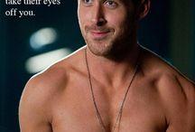 Ryan Gosling / by Stephanie Shapiro