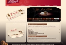 Web Design, Bonbonetti, 2009