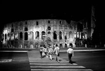 COLOSSEUM NIGHT / Colosseum at night
