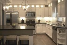 Kitchen and Eating Areas / by Alexandra MacMillan