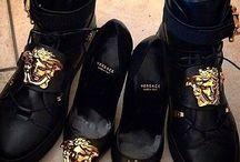 обувь от версаче