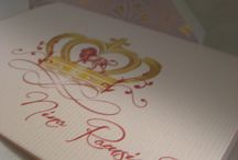 Women's Stationery / Custom-Tailored notecards designed especially For Her!