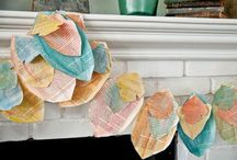 fall crafts with bug / by Jessica McCowan