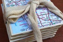 map it / by Megan Clark