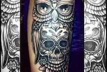 Saker jag vill / Tattoos