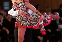Professional Dancing Photos - Adriana Bezmenova and Georgi Kanev / Professional photos of the owners of Dance A Lot Adriana Bezmenova and Georgi Kanev dancing at competitions through out the world