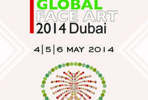 KRYOLAN GLOBAL FACE ART 2014 / We bring you Kryolan's Global Face Art in Dubai on the 4th - 6th May 2014. Showcasing the biggest & most important names in global make-up artisty.