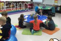 kindergarten flexible seating