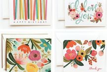 Paper Goods / Stationary, Cards, and Calendars