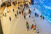 DUBAI TOP 10 MALLS / Dubai is world renowned for its glitzy malls and unrivaled shopping experience. Before you make too many purchases,