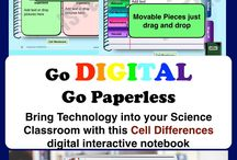 Digital lessons for Google and OneDrive / Great paperless lessons for all grades using Google and OneDrive