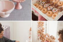 Birthday Parties! / by Ashley Sisk