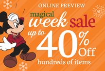 Disney Sales/Deals/Contests