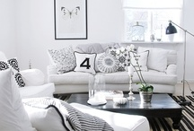 Living Room / by LIVSGLITTER ❥