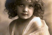 vintage children and photography