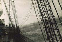 Tall ships / Ajatuksia tauluaiheisiin yms. ...kauniita niin muutenkin....