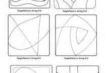 ZENtangle Strings